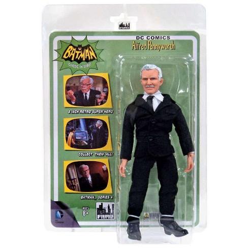 Batman Retro 8 Inch Series 3 Action Figure Alfred