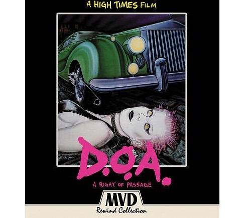 Doa:Right Of Passage (Blu-ray) - image 1 of 1