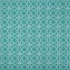 "25"" Catamaran Tile Floor Pillow Aqua - Pillow Perfect - image 2 of 2"