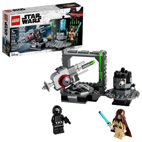 LEGO Star Wars: A New Hope Death Star Cannon 75246 Advanced Building Kit with Death Star Droid - image 1 of 4