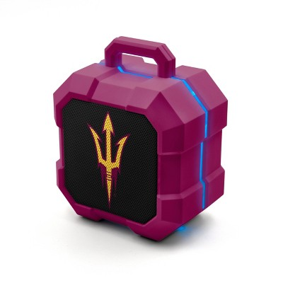 NCAA Arizona State Sun Devils Shock Box Bluetooth Speaker