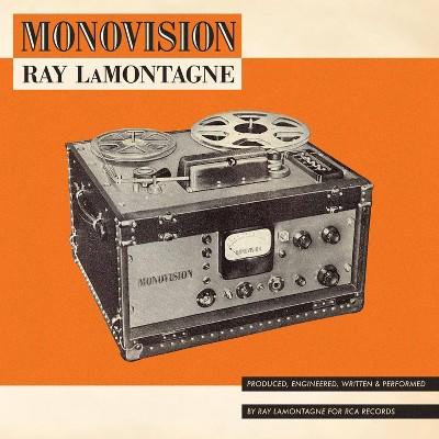 Ray Lamontagne - Monovision (CD)