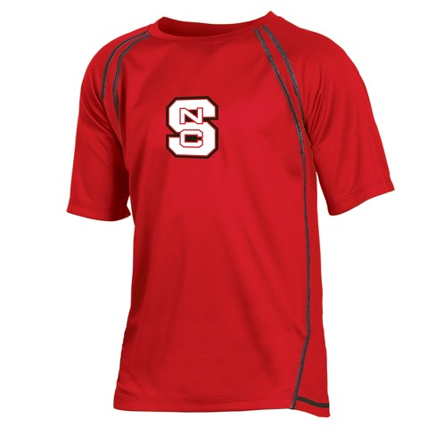 NC State Wolfpack Boy's Impact Poly Performance T-Shirt - image 1 of 1