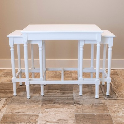 Set of 3 Miranda Nesting Tables - Décor Therapy