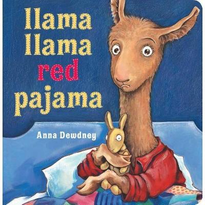 Llama Llama Red Pajama by Anna Dewdney (Board Book)