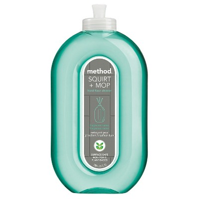 Method Squirt + Mop Hard Floor Cleaner Spearmint Sage - 25 fl oz