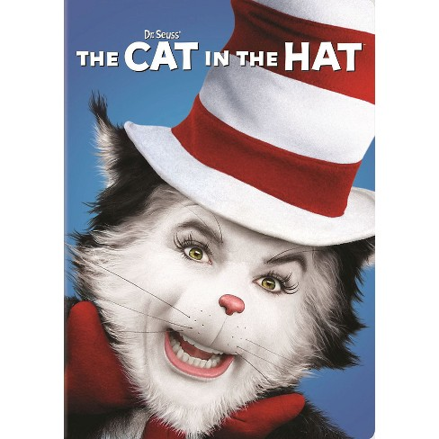ee077fb1 Dr. Seuss' The Cat In The Hat (dvd_video) : Target