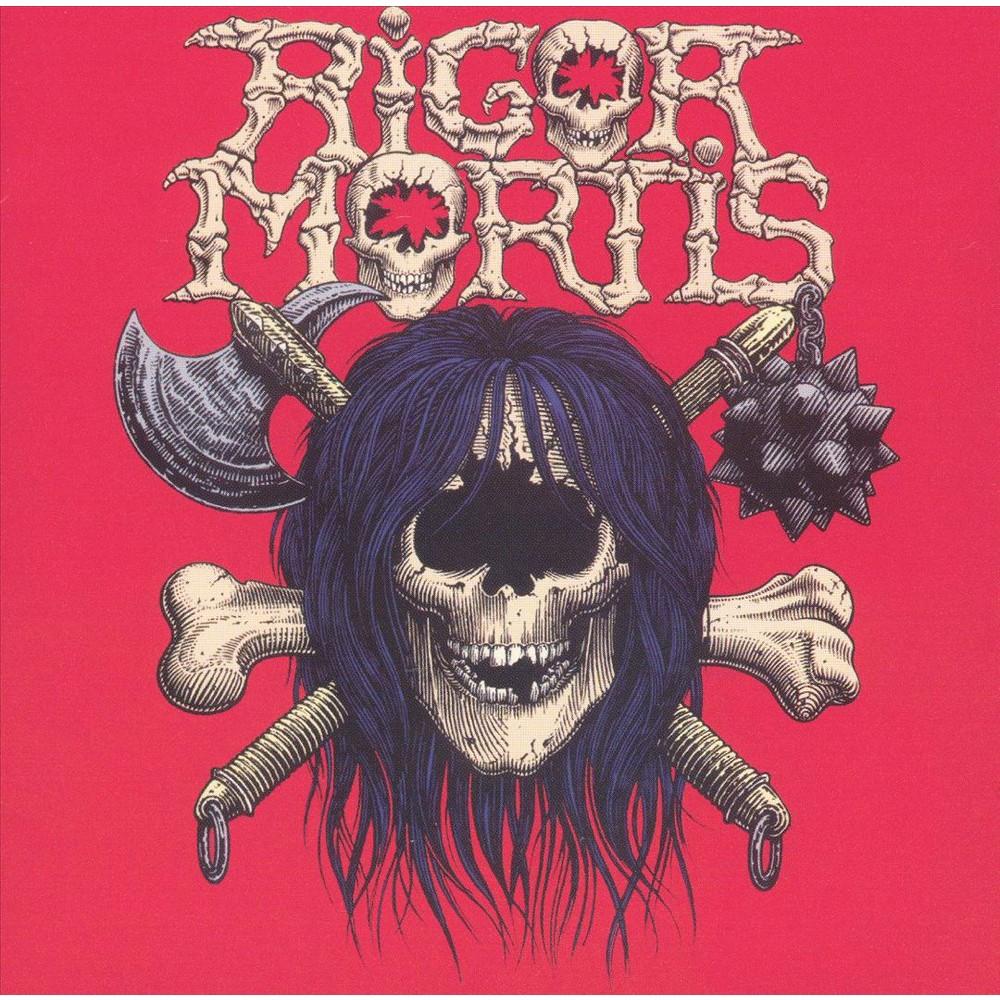 Rigor mortis - Rigor mortis (CD)