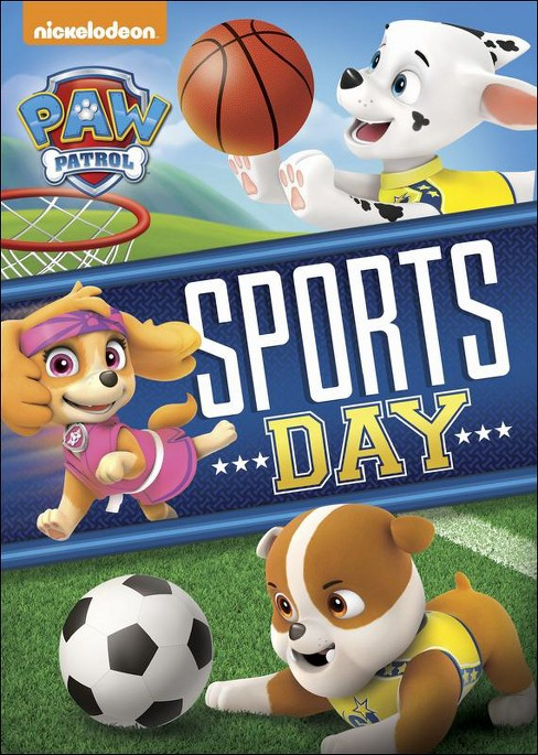Paw patrol:Sports day (DVD) - image 1 of 1