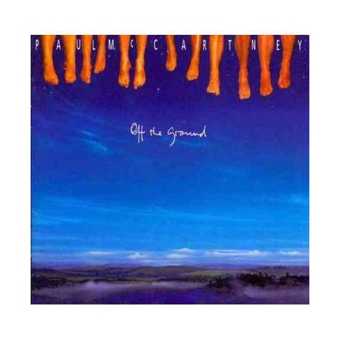 Paul McCartney - Off the Ground (Digital Download) (CD) - image 1 of 1