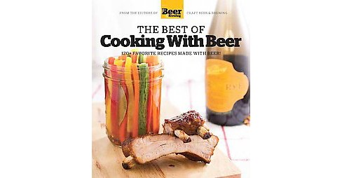 Best of Cooking With Beer (Paperback) - image 1 of 1