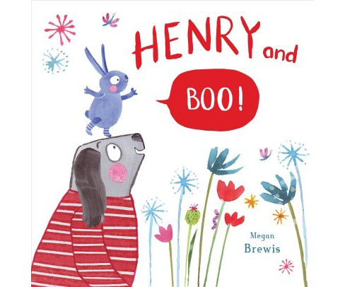 Henry and Boo! -  (Child's Play Library) by Megan Brewis (Hardcover) - image 1 of 1