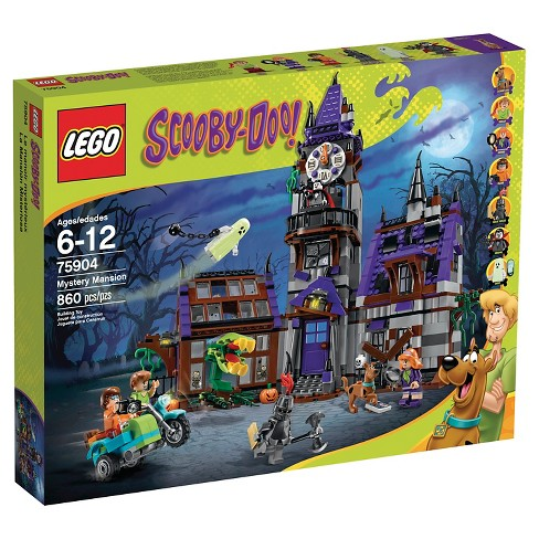 LEGO® Scooby-Doo Mystery Mansion 75904 - image 1 of 24