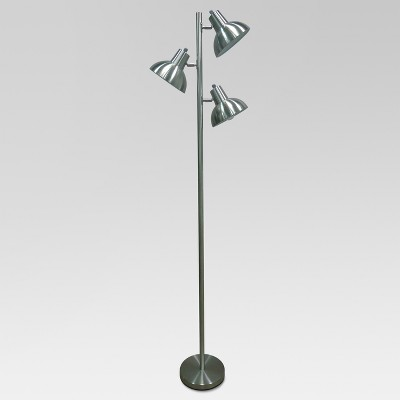 Tree Floor Lamp Silver Lamp Only - Threshold™