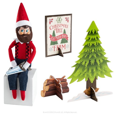 Claus Couture Little Lumberjack Lad - Target Exclusive Edition - image 1 of 2