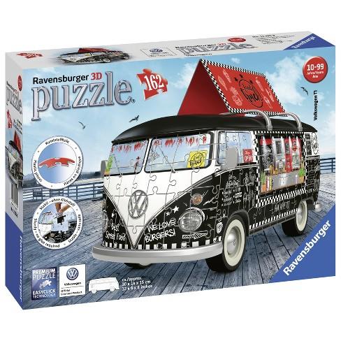 Ravensburger VW: Food Truck 3D Puzzle 162pc