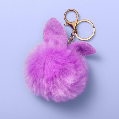 Plush Keychain - More Than Magic™ Lavender - image 1 of 1