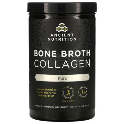 Ancient Nutrition Bone Broth Collagen Powder