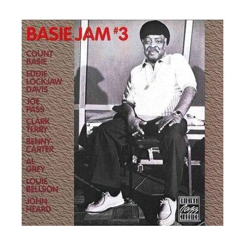 Count Basie - Basie Jam 3 (CD) - image 1 of 1