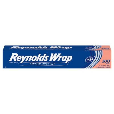 Reynolds Wrap Standard Aluminum Foil - 200 sq ft