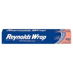 Reynolds Wrap Standard Aluminum Foil - 200 sq ft