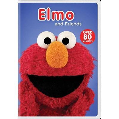 Sesame Street: Elmo and Friends (DVD)