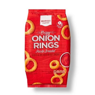 Frozen Onion Rings - 16oz - Market Pantry™