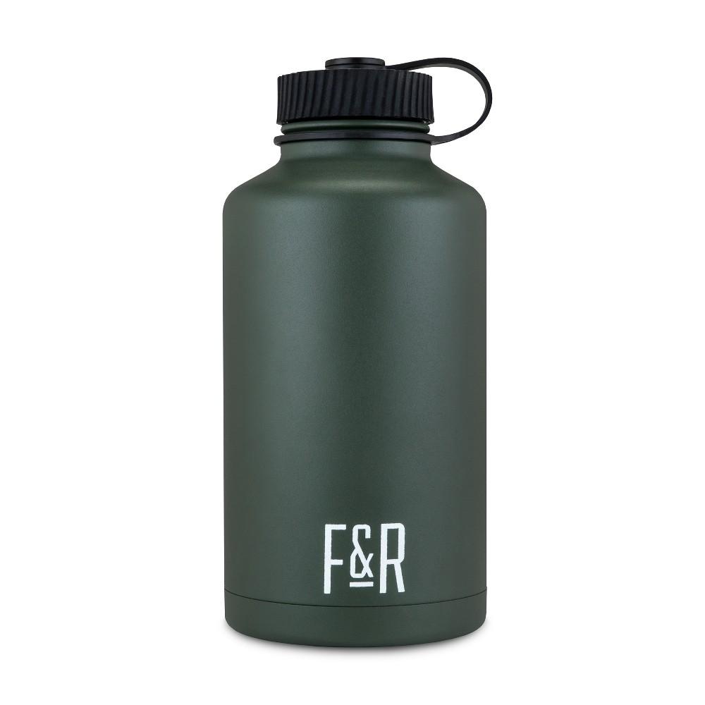 true Sport Growler - Portable Beverage Server - Green