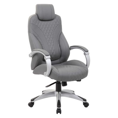 Executive Hinged Armchair - Boss Office Products