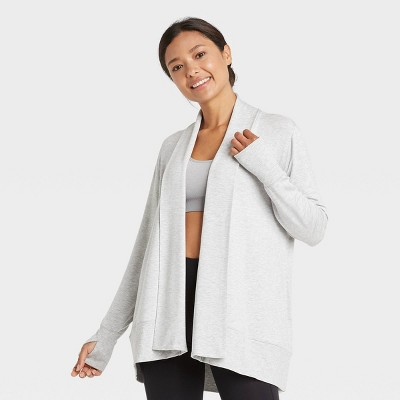 Women's Cozy Lightweight Fleece Cardigan - All in Motion™