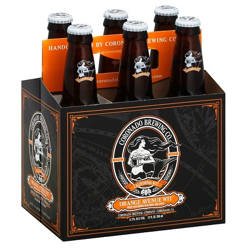 Coronado® Orange Avenue Wit - 6pk / 12oz Bottles - image 1 of 1