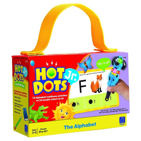 Hot Dots Jr. Cards - The Alphabet - image 1 of 4