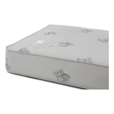 Serta Perfect Sleeper Comfort Deluxe Crib & Toddler Mattress