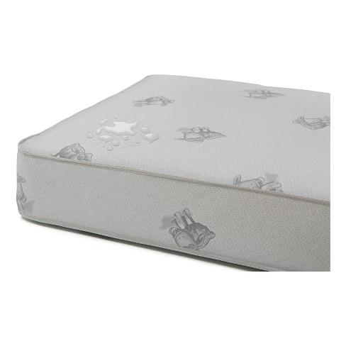 Serta Perfect Sleeper Comfort Deluxe Crib & Toddler Mattress - image 1 of 4
