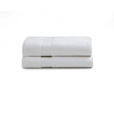 2pk Heritage American Bath Towel Set - Charisma