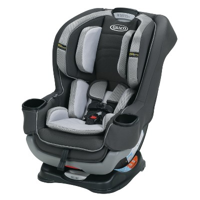 Graco Extend2Fit Convertible Car Seat with Safety Surround - Byron