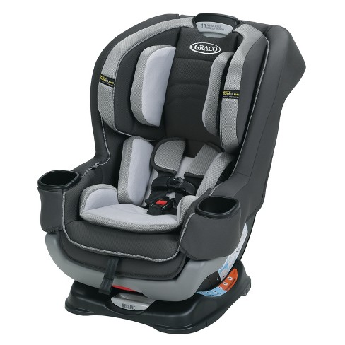 Graco Extend2fit Convertible Car Seat With Safety Surround Byron Target