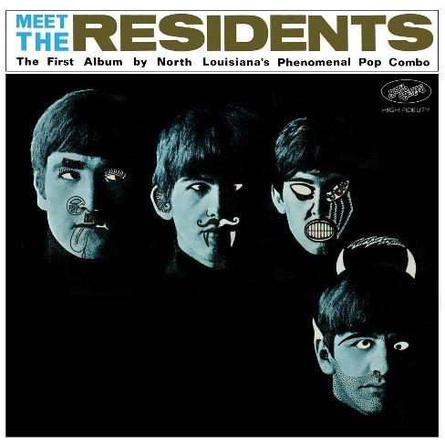 Residents - Meet the Residents (Vinyl) - image 1 of 2