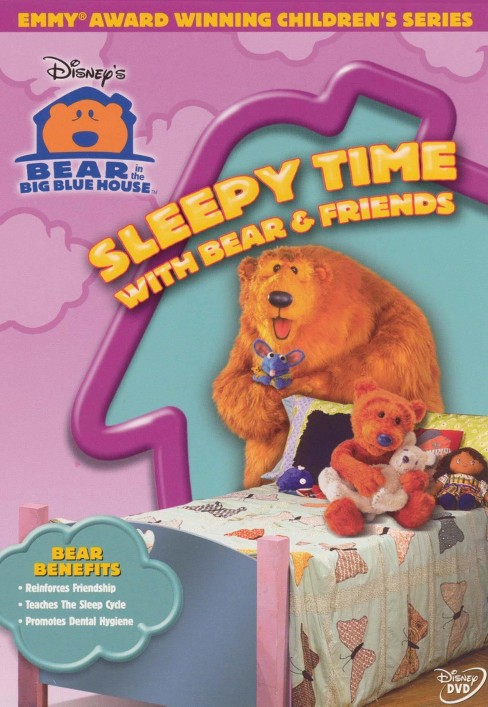 Bear In The Big Blue House:Sleepy Tim (DVD) - image 1 of 1