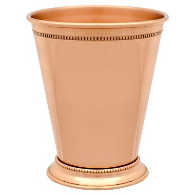10 Strawberry Street Julep 12oz 2pc Cups Copper