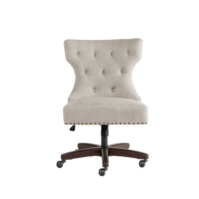 Laura Office Chair Cream