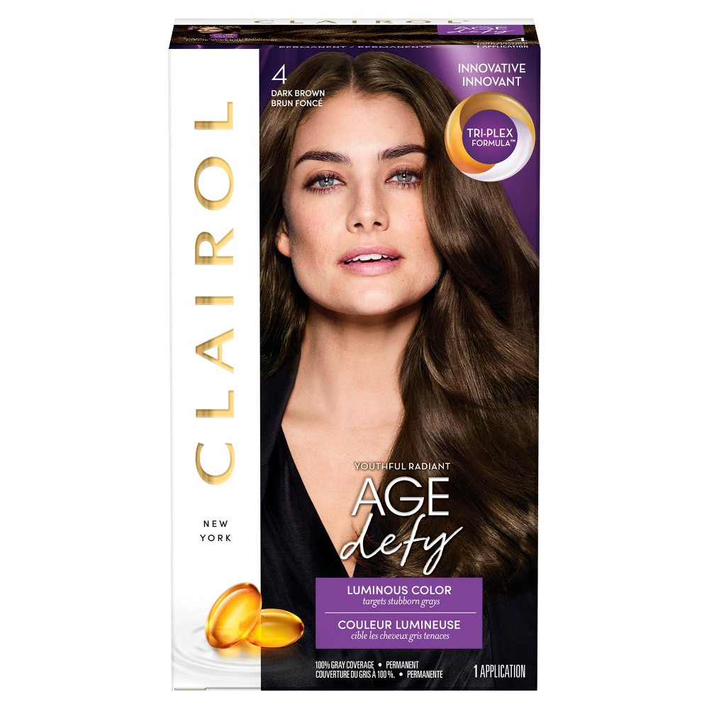 Clairol Hair Color Dark Brown Hair Color Compare Prices At Nextag