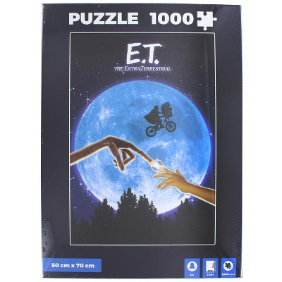 SD Toys E.T. The Extra-Terrestrial Movie Poster 1000 Piece Jigsaw Puzzle