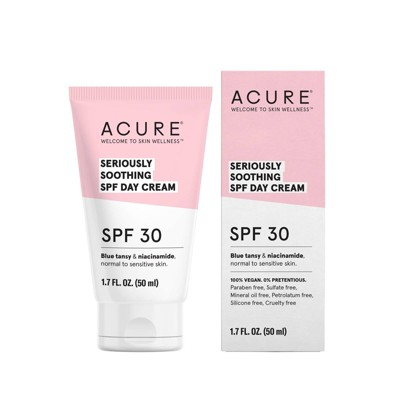 Acure Seriously Soothing Day Cream - SPF 30 - 1.7 fl oz