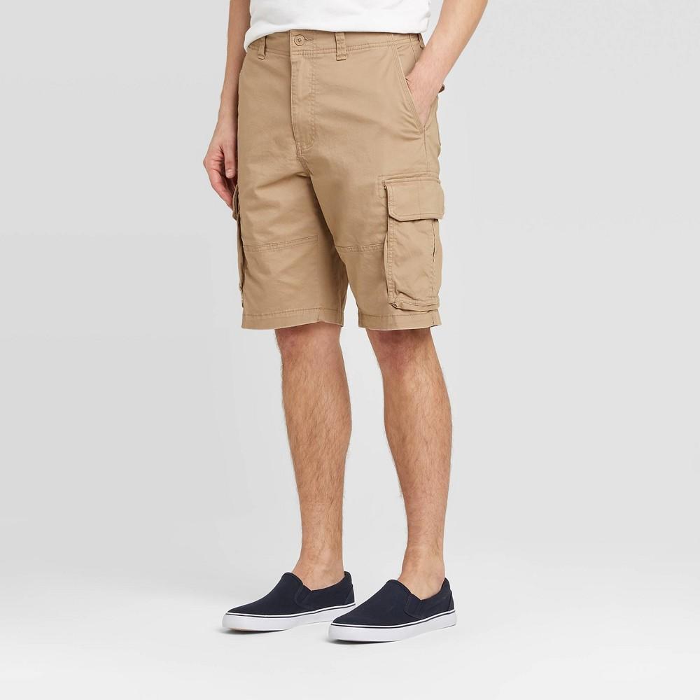 Men 39 S 11 34 Cargo Shorts Goodfellow 38 Co 8482 Beige 30