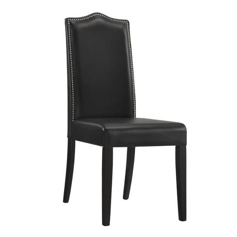 Jameson Nail Head Parson Chair - Carolina Chair & Table - image 1 of 4