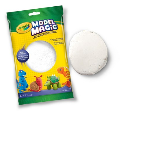 Crayola Model Magic 4oz White : Target