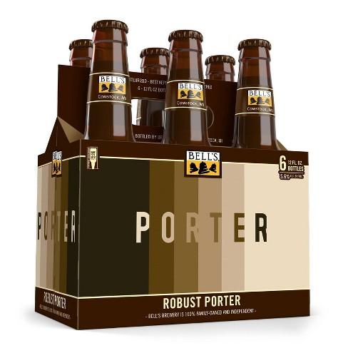 Bell's Porter Beer - 6pk/12 fl oz Bottles - image 1 of 3