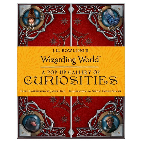 J.K. Rowling's Wizarding World: A Pop-up Gallery of Curiosities (Harry Potter) - image 1 of 1