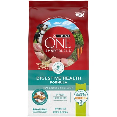 Purina ONE SmartBlend Digestive Health with Probiotics Adult Dry Dog Food